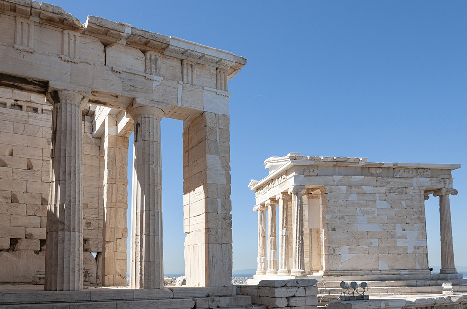 Parthenon, Monument, Temple, Greece, Athens, Acropolis