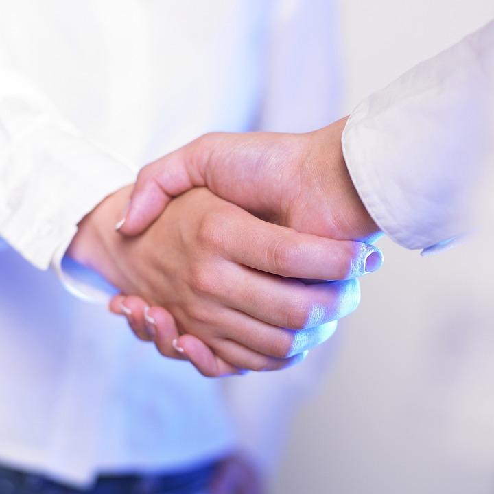 Medicine, Cooperation, Hand, Partnership, Handshake