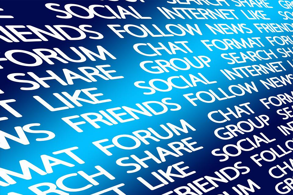 Label, Social, Media, Forum, Chat, Format, Parts