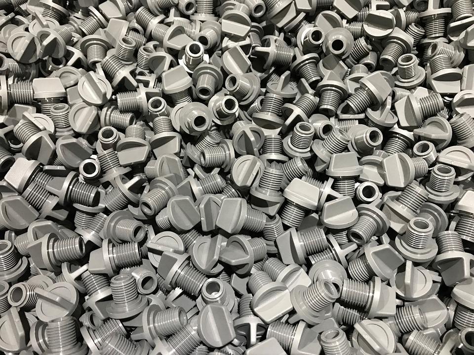 Plastic, Parts, Moulding