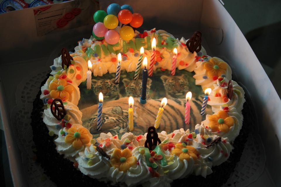 Party, Happy, Balloons, Celebrate Birthday