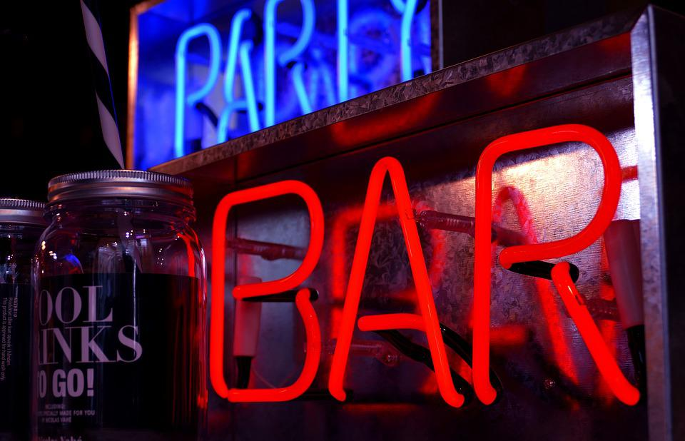 Bar, Party, Signs, Celebrate, Bottles, Alcohol, Drink