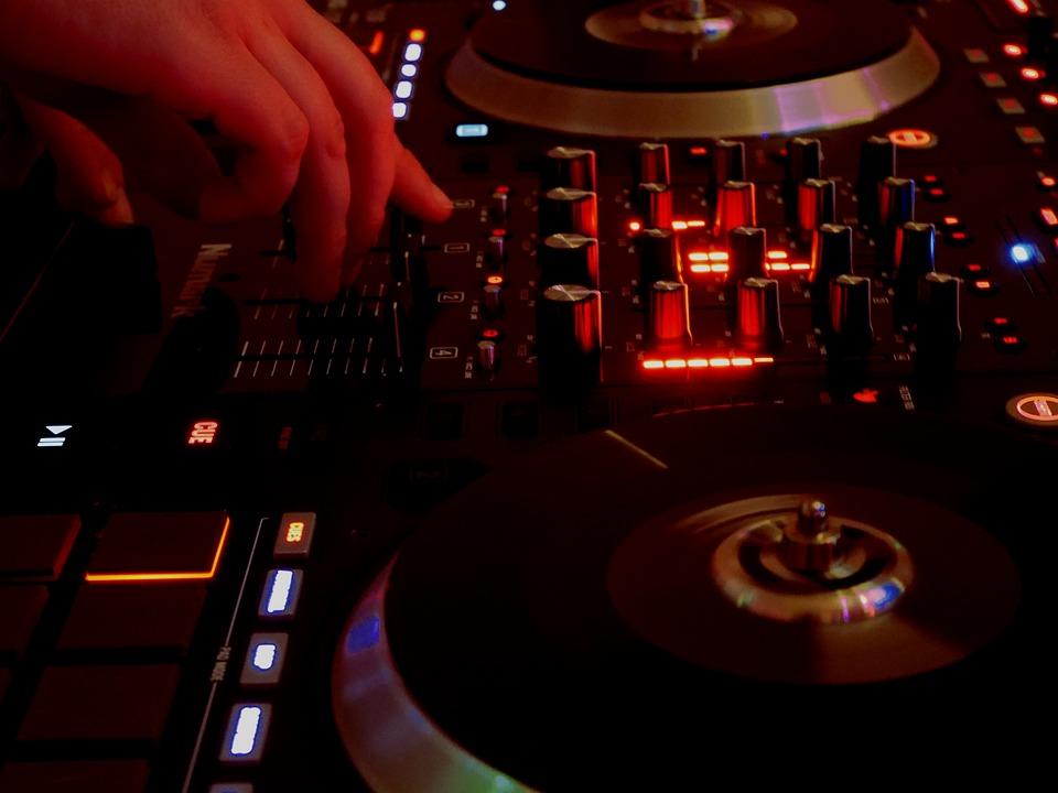 Dj, Music, Disco, Entertainment, Party, Equipment