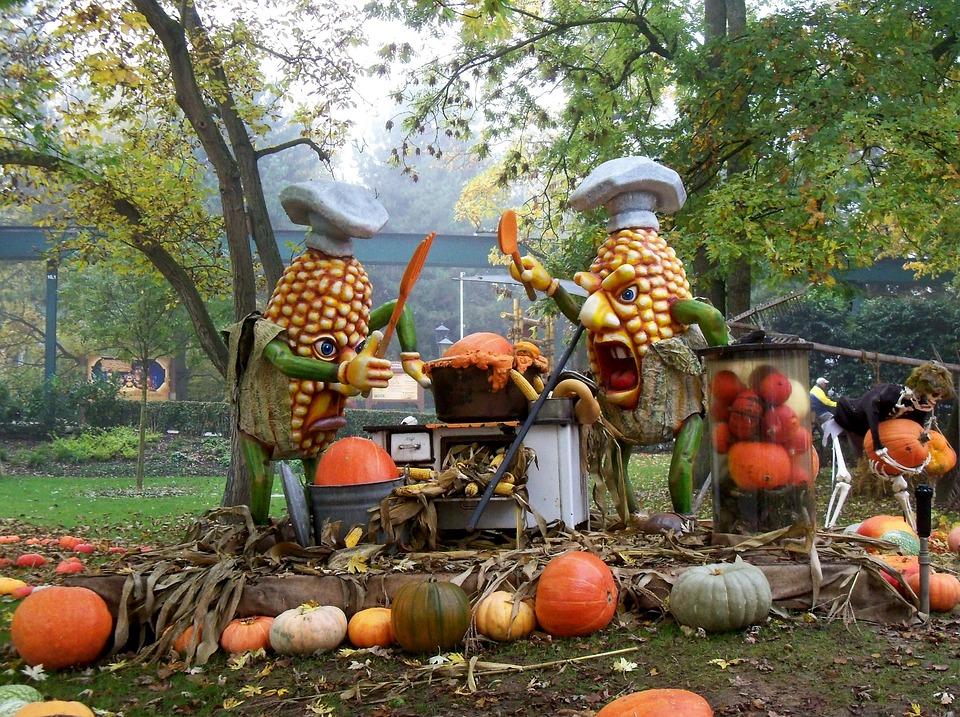 Party, Festival, Halloween, Autumn, 31 October
