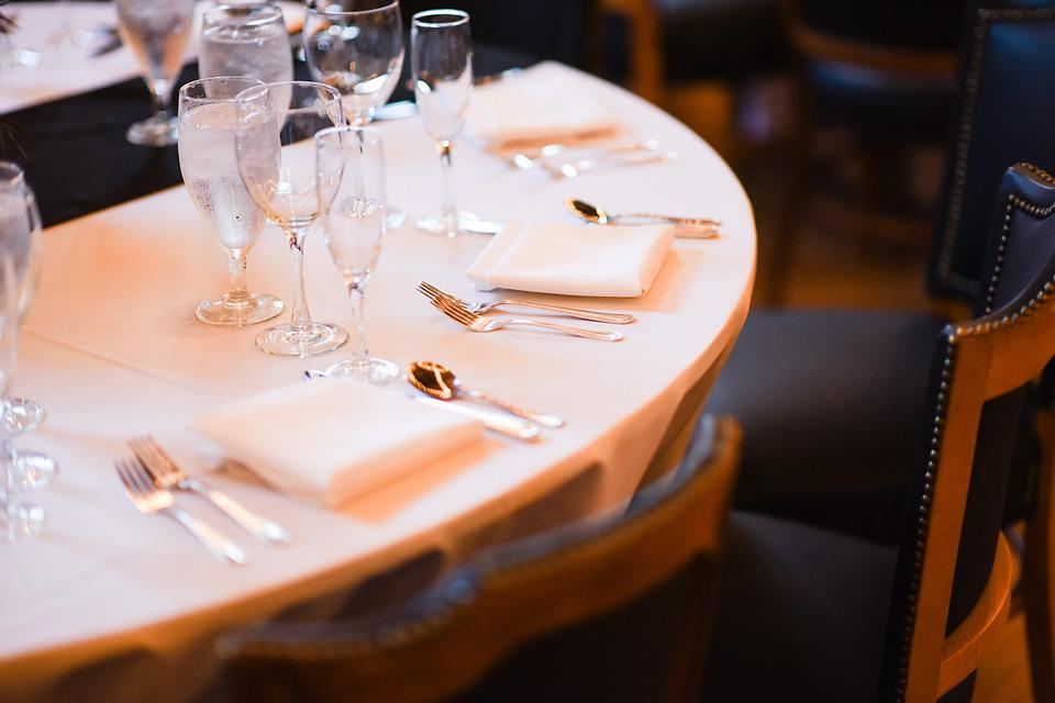 Fine Dining Table Setting Party & Free photo Party Table Setting Fine Dining - Max Pixel