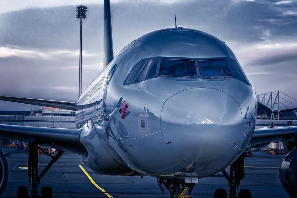 Aircraft, Flyer, Passenger Aircraft, Flying, Airport