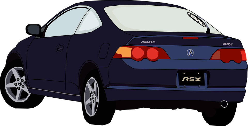 Car, Automobile, Black, Transportation, Passenger Car