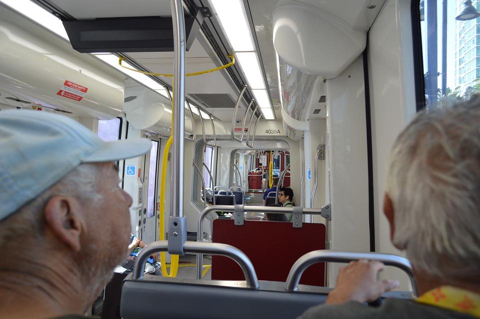 Passenger, Train, Transport