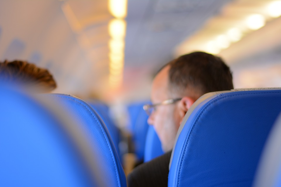 Passengers, Airline, Seats, Chairs, Rows, Fly, Economy