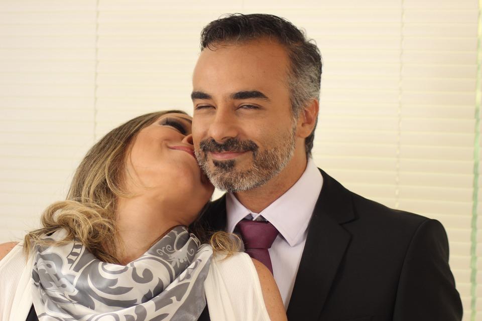 Happy Couple, Love, Passion, Happiness, New Life, Joy