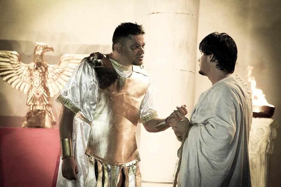 Pilate, Passion Of Christ, Granjense