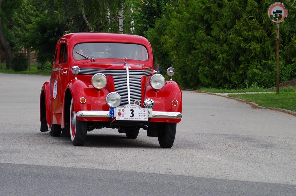 Free photo Past Veteran Old Car Historical Cars History - Max Pixel