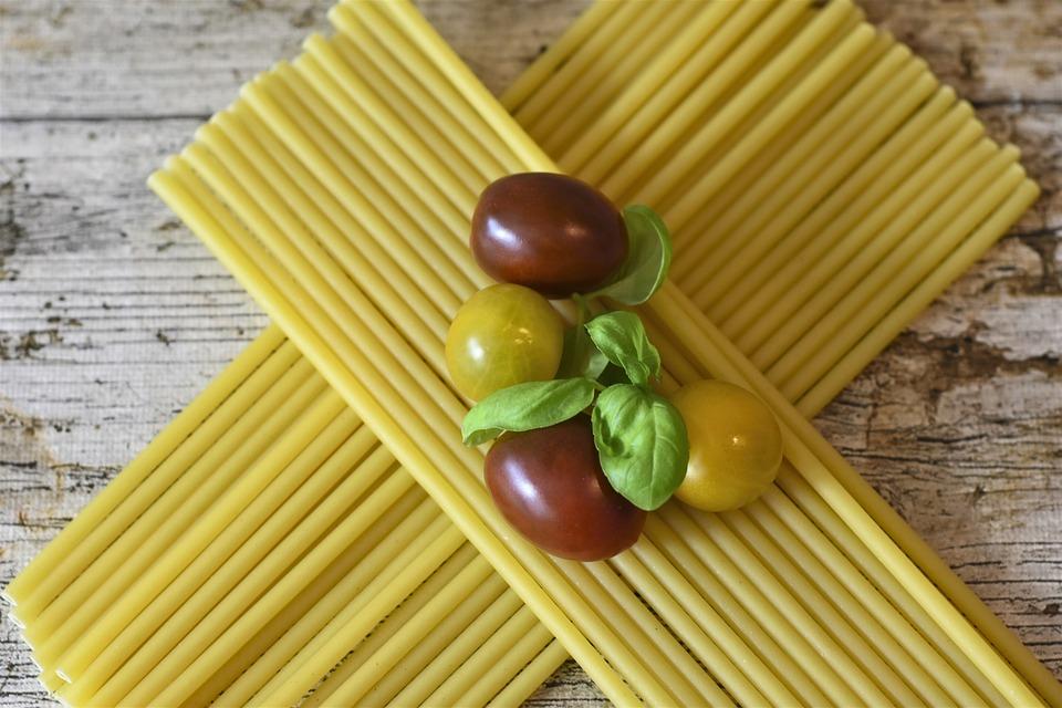 Noodles, Macaroni, Italian, Pasta, Food, Staple Food