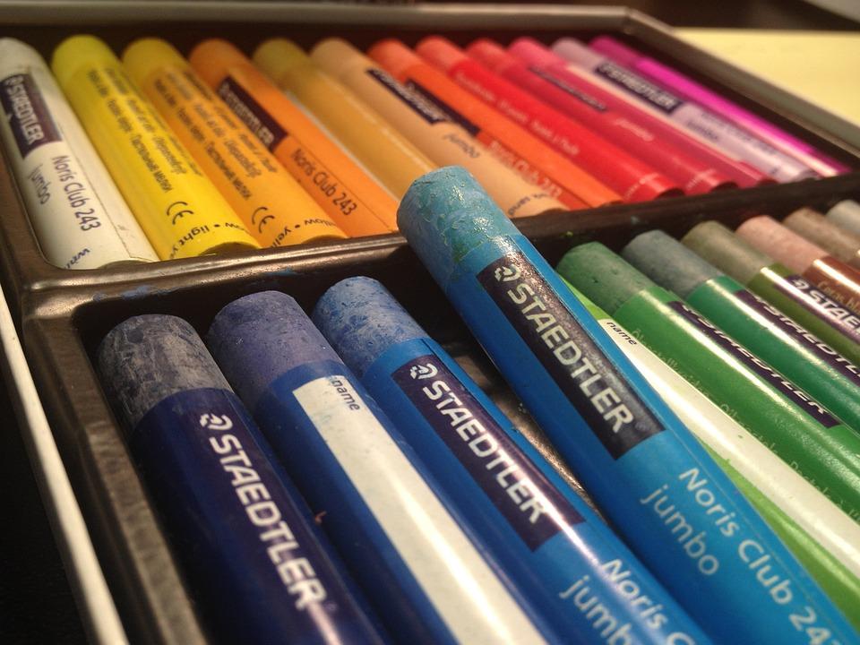 free photo pastel art paint oil pastel oils color painting max pixel