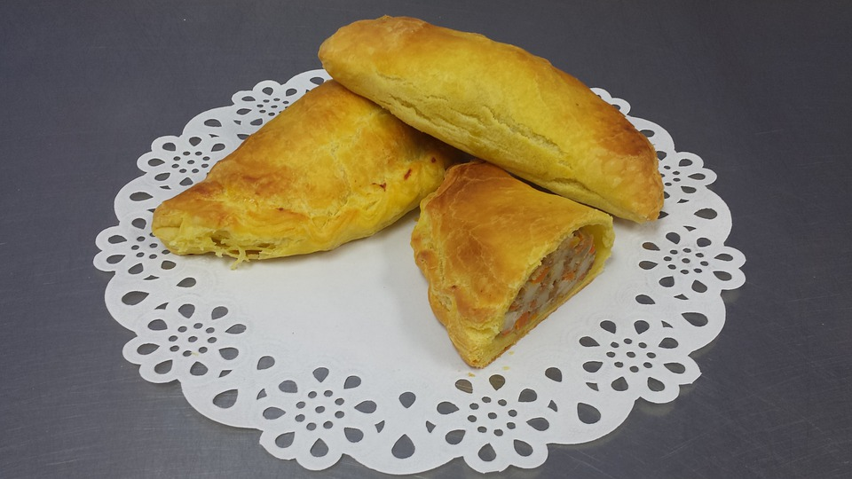 Pasties, Bakery, Pasty, Lunch, Baked, Delicious, Meal