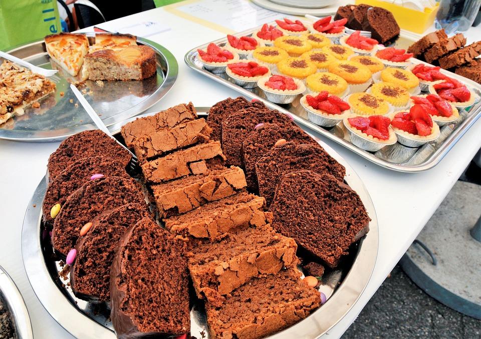 Cake, Festival, Bake, Pastries