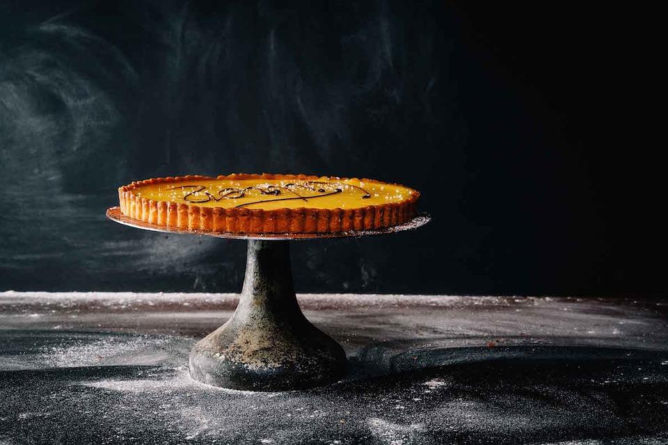 Tart, Pie, Dessert, Pastry, Sweet, Baked, Freshly Baked