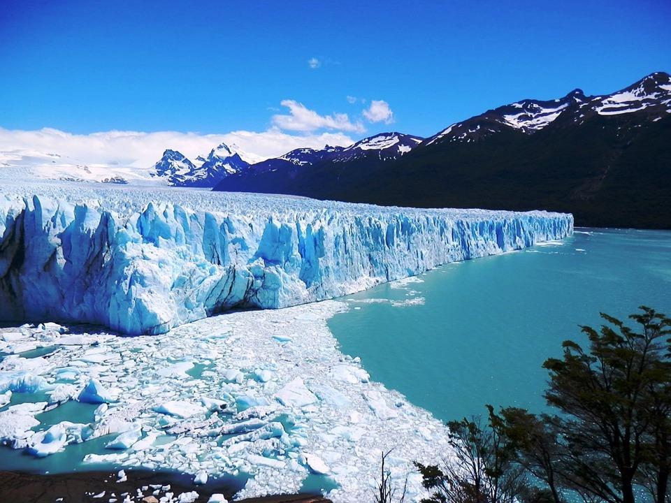 Glacier, Perito Moreno, Argentina, Patagonia