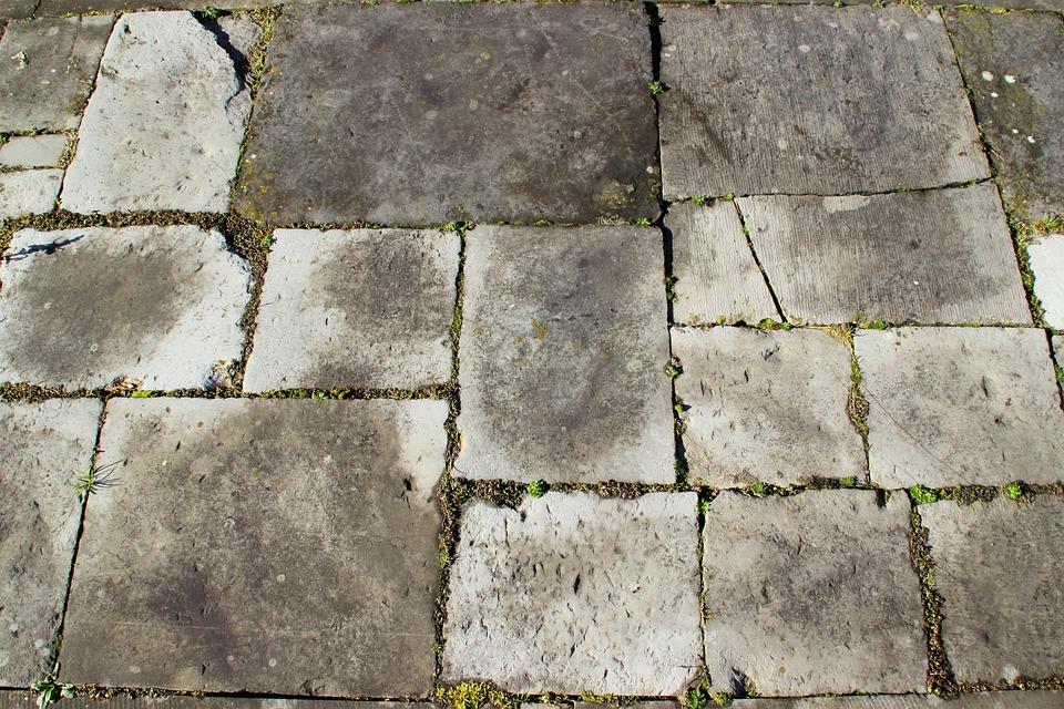 Paving Stones, Away, Patch, Stones, Ground, Floor