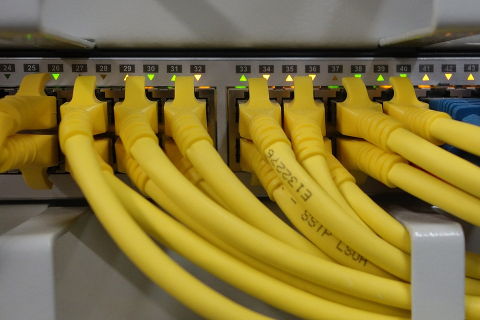 Network Cables, Rj45, Patch, Patch Cable, Network