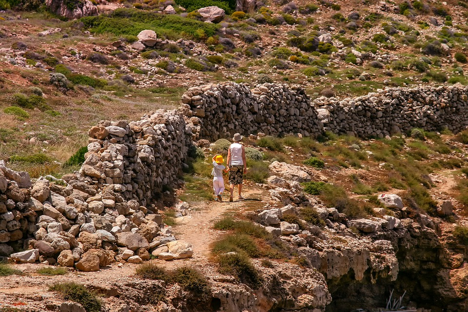 Away, Nature, Stones, Steinig, Landscape, Path, Hiking