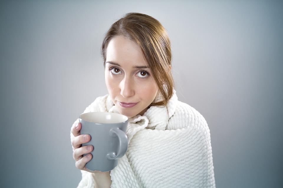 Patient, Girl, Woman, Coffee, Portrait, Face