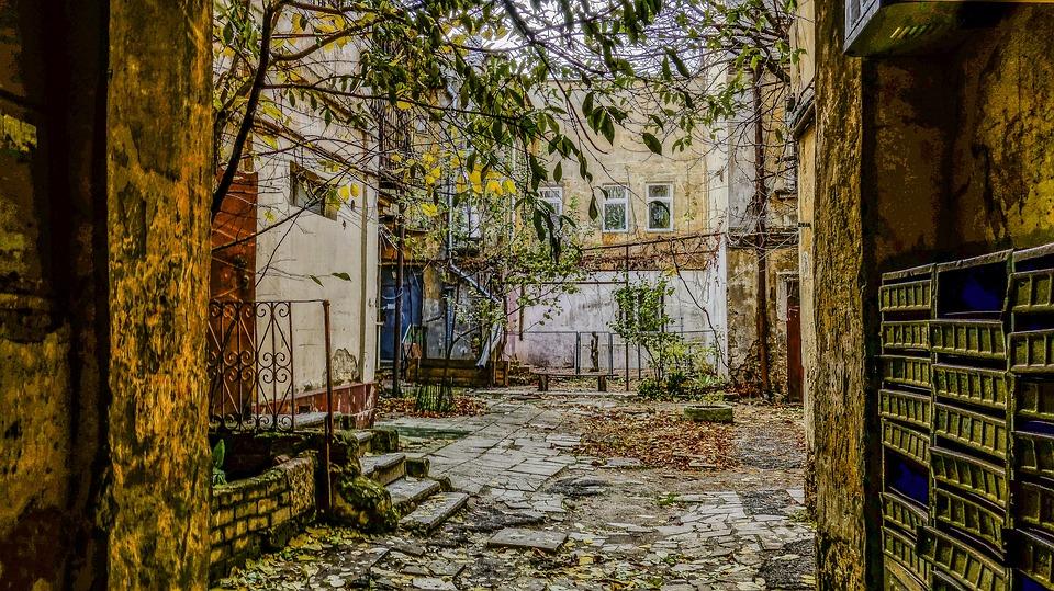 Odessa, Patio, Mailbox, Doors, Stairs