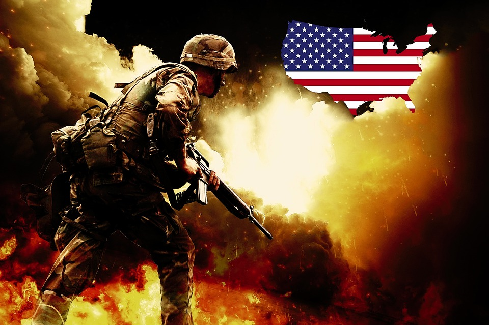 Soldier, America, Usa, War, Patriot, Military, Army