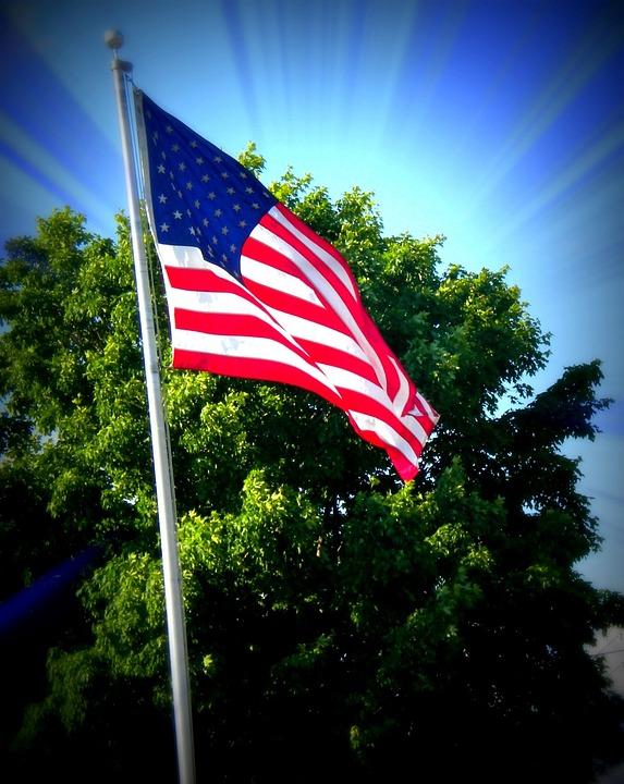 Flag, Glory, American, Usa, America, Freedom, Patriotic
