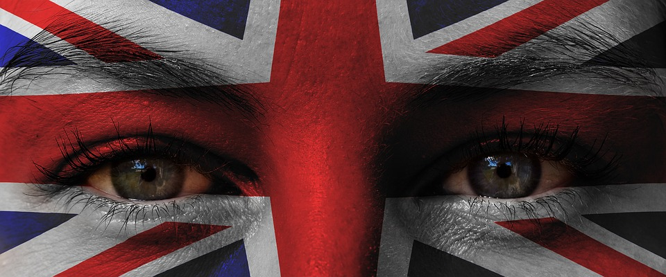 Patriotism, Woman, Flag, People, Pride, United Kingdom