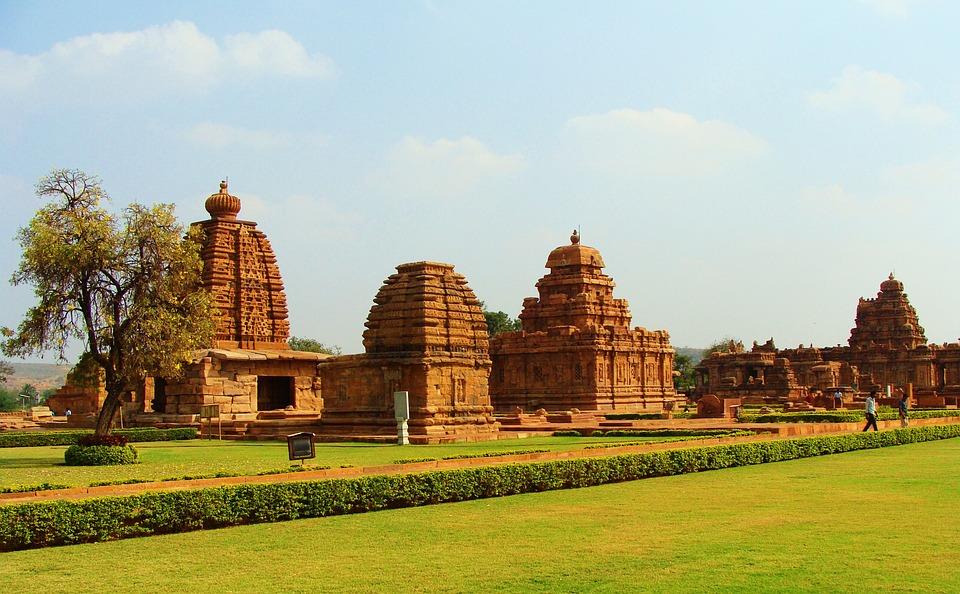 Pattadakal Monuments, Unesco Site, Karnataka, India