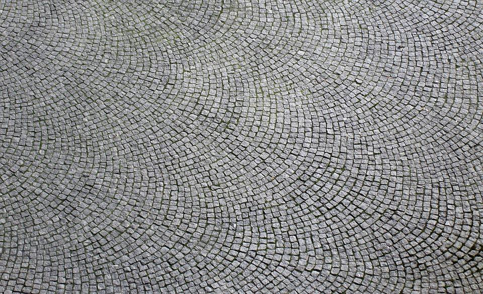 Texture, Small Patch, Pattern, Arches, Stones, Basalt