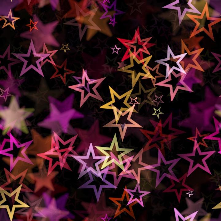 Stars, Background, Pattern, Seamless, Star Background