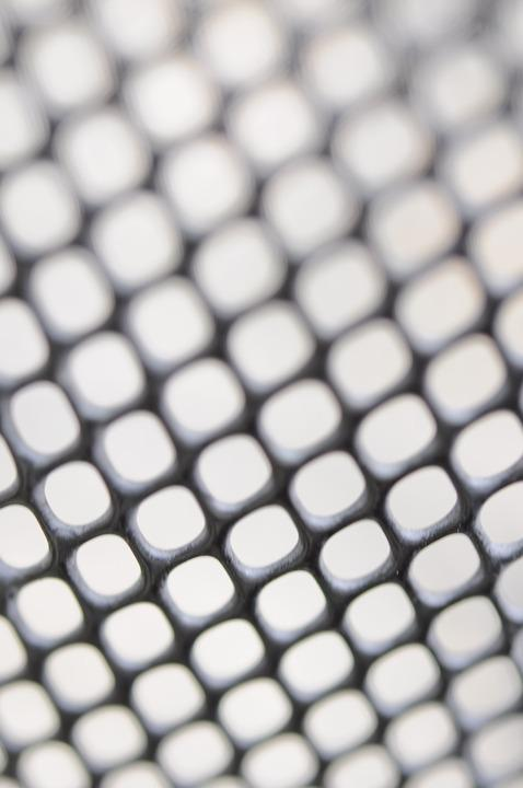 Pattern, The Grid, Blur