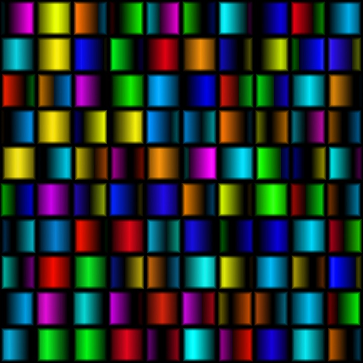 Stripe, Rainbow, Pattern, Bright, Rainbow Background