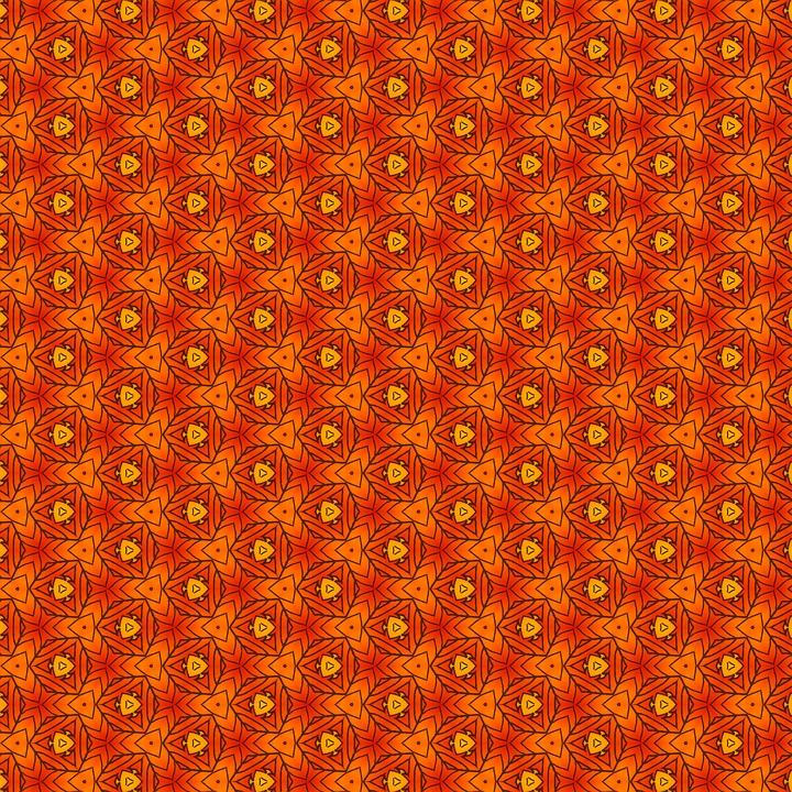 Pattern, Fall Colors, Seamless, Bright, Colorful