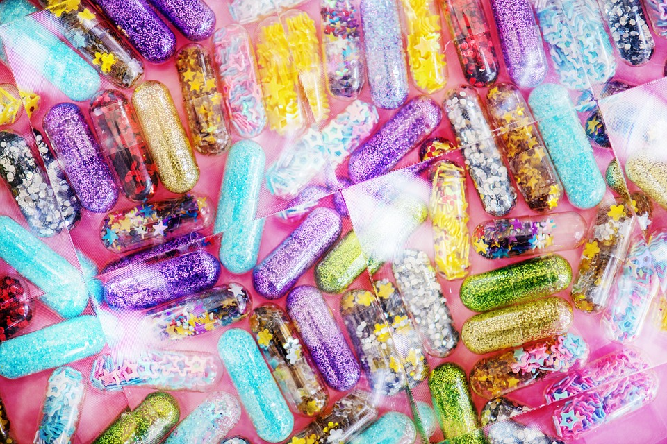 Candy, Pattern, Jewelry, Craft, Color, Abstract
