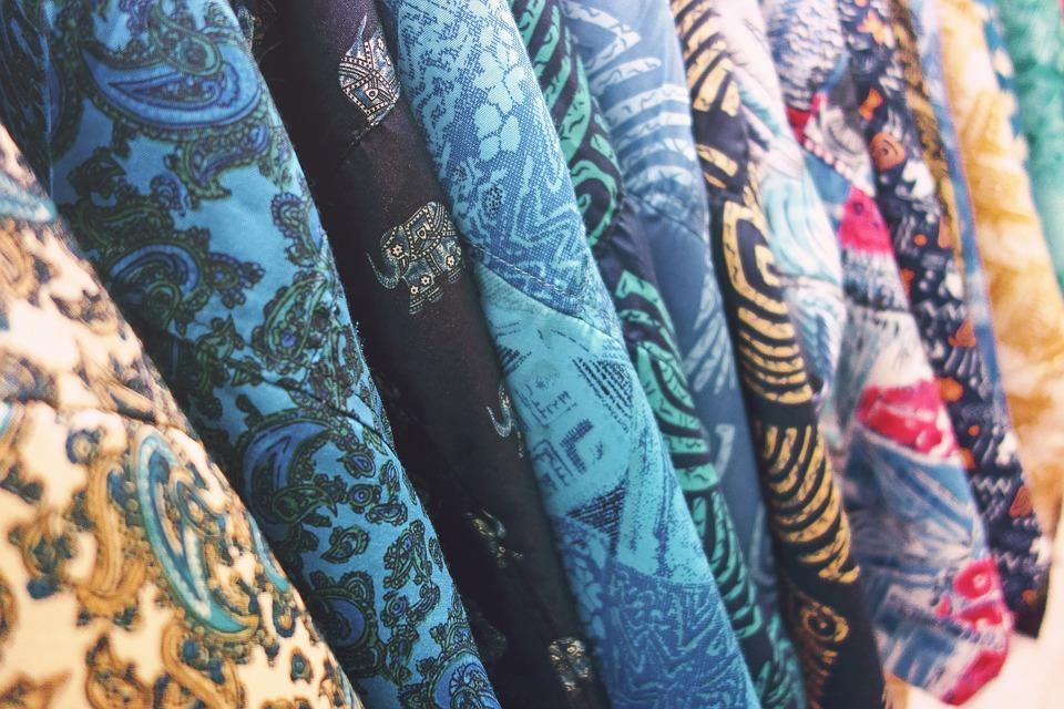Textile, Fabric, Cloth, Texture, Design, Pattern
