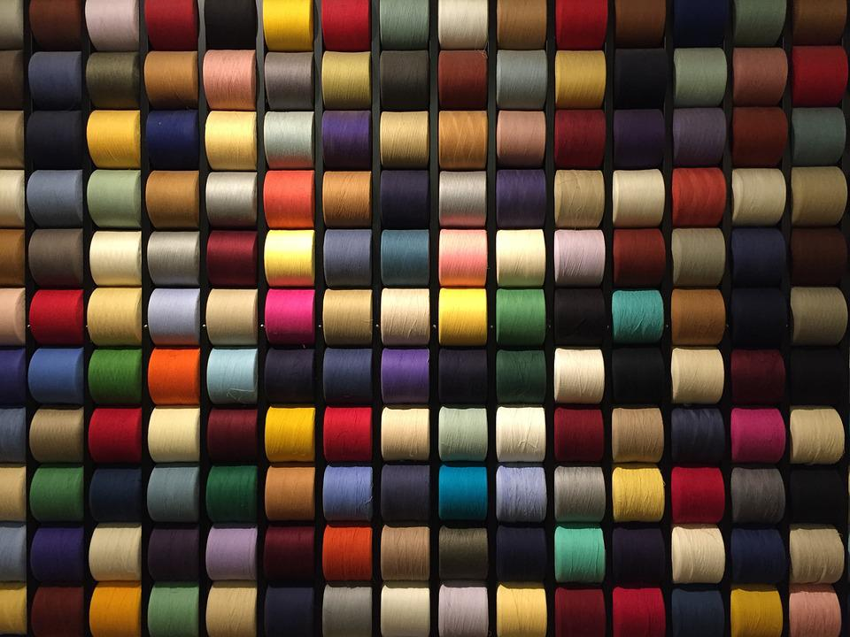 Thread, Pattern, Color, Design, Texture, Colorful