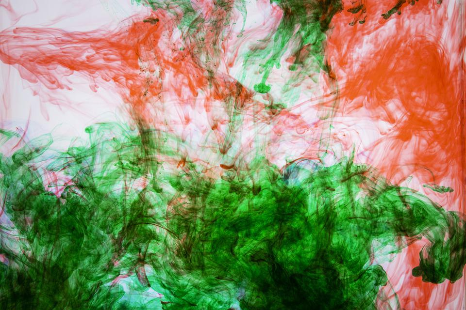 Abstract, Pattern, Background, Ink, Explosion