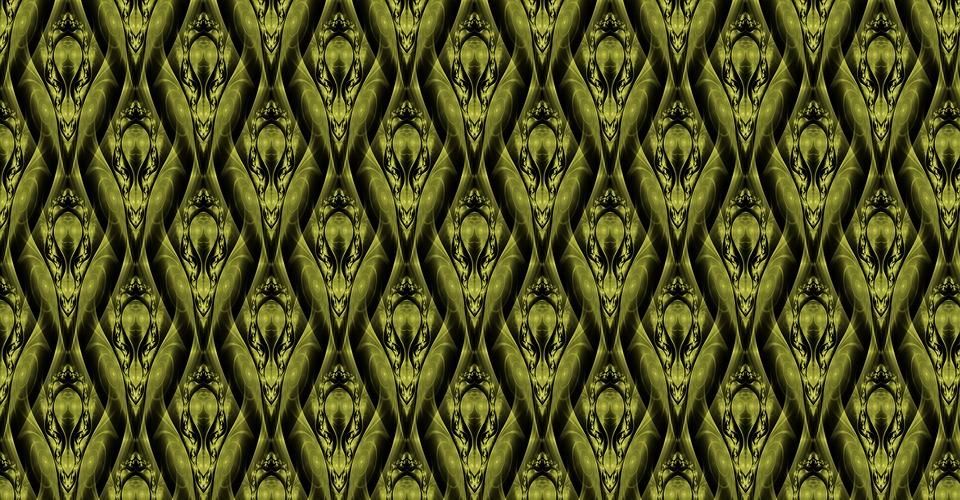 Apophysis, Fractal, Pattern, Background, Tile Pattern