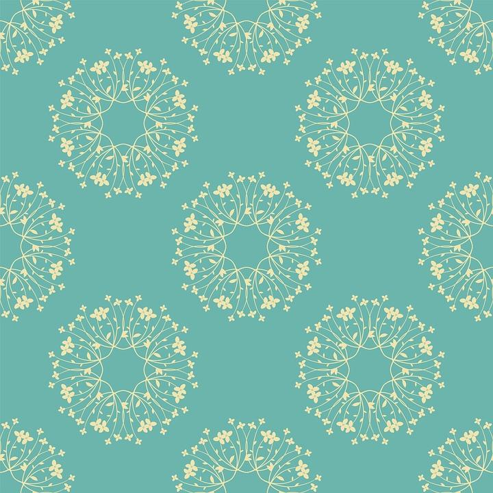 Floral, Vintage, Royal, Frame, Pattern, Ornament