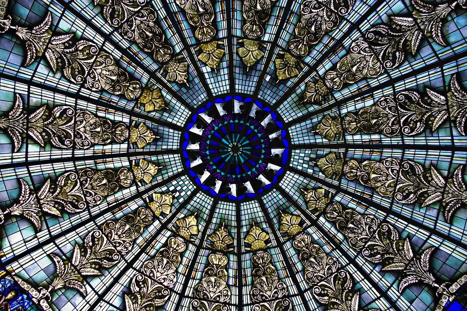 Pattern, Art, Form, Architecture, Ornament, Glass