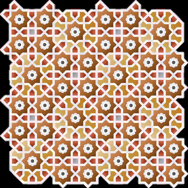 I'tmad-ud-daulah, Pattern, Seamless, Agra, India