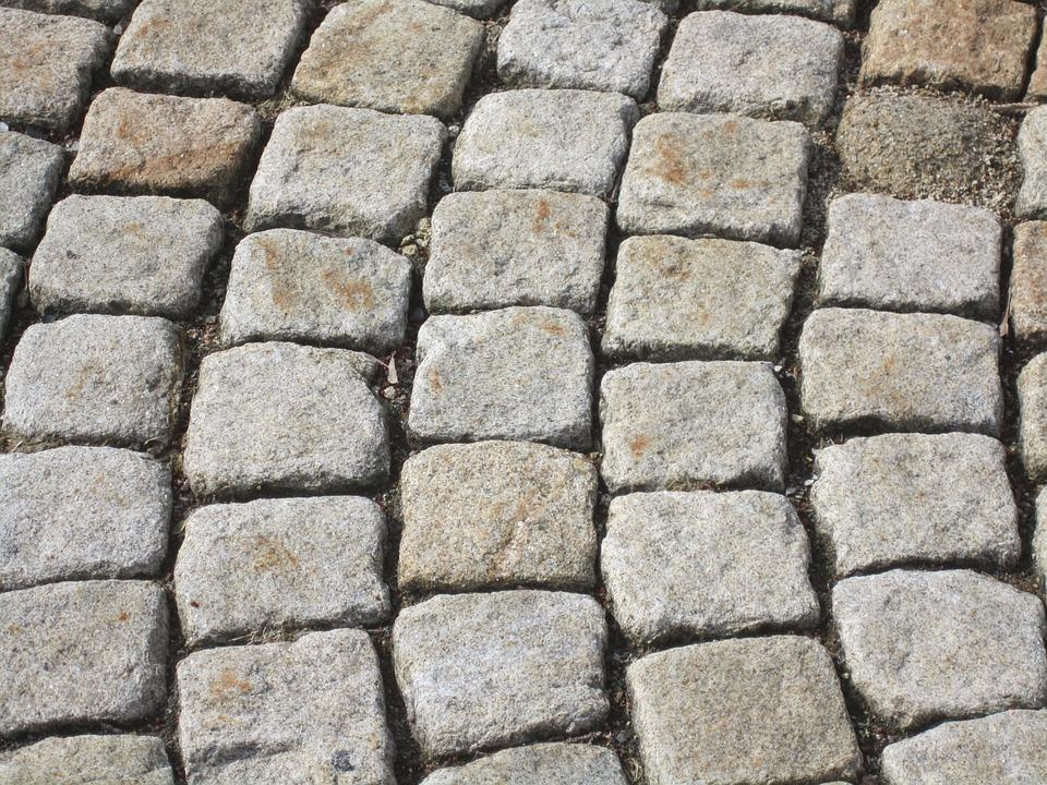 Stones, Paving Stones, Pattern, Ground, Cobblestones