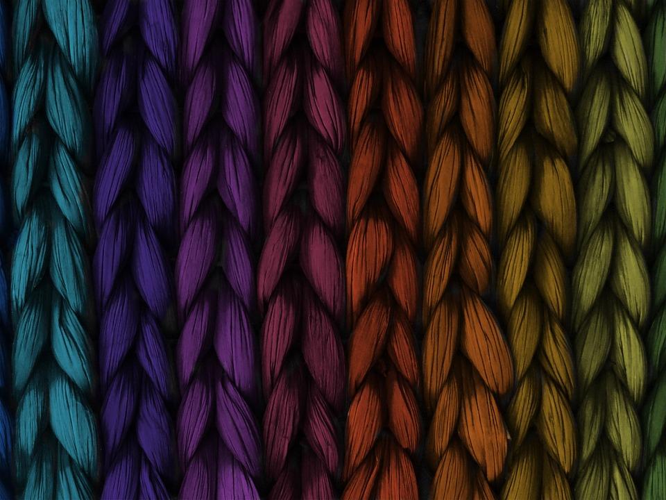 Background, Weave, Plait, Colour, Texture, Pattern