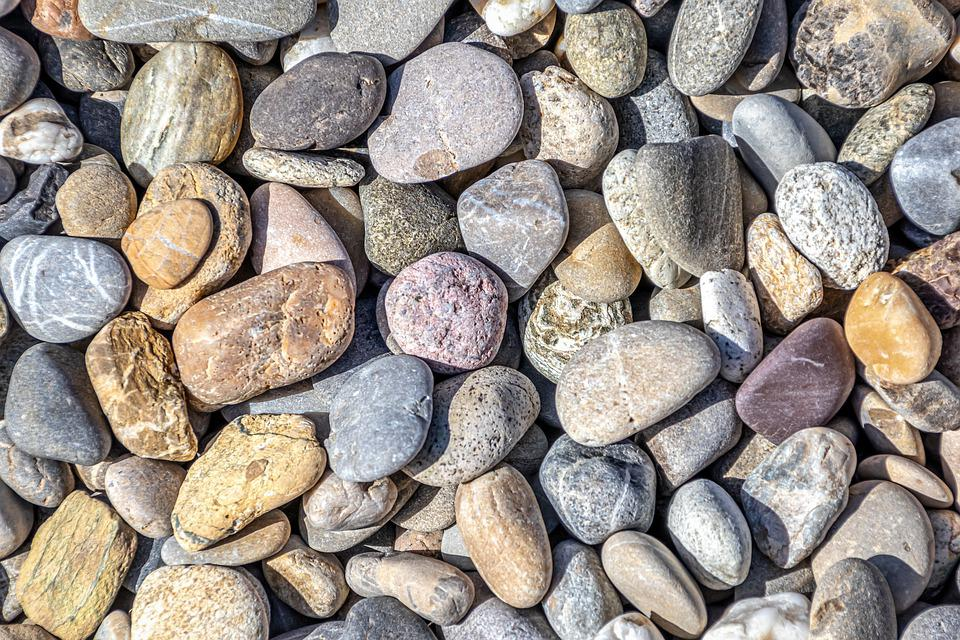 Pebbles, Stones, Background, Texture, Pattern, Nature