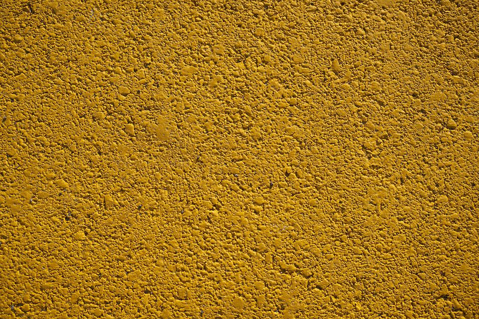 Yellow, Wall, Surface, Texture, Pattern, Structure