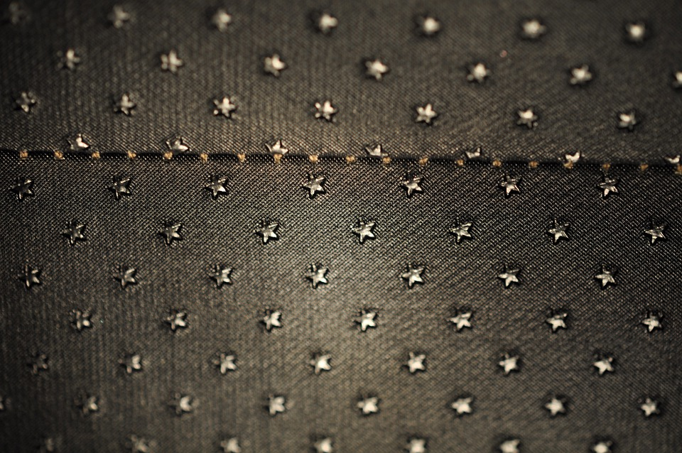 Cloth, Texture, Stars, Pattern, Fabric, Textile, Design