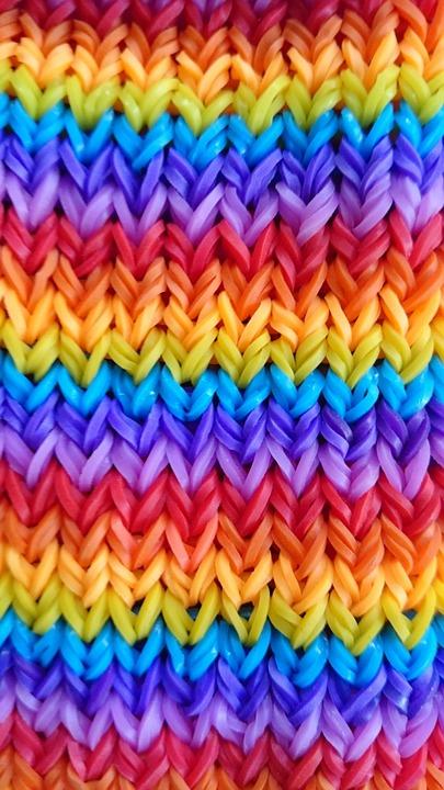 Pattern, Woven, Structure, Braid, Wattle, Texture